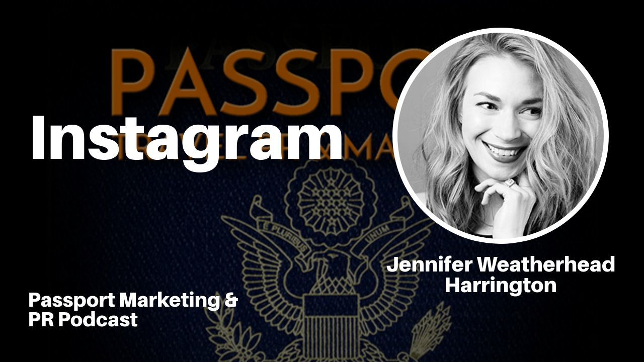 How to use Instagram – Passport Travel Marketing & PR Podcast