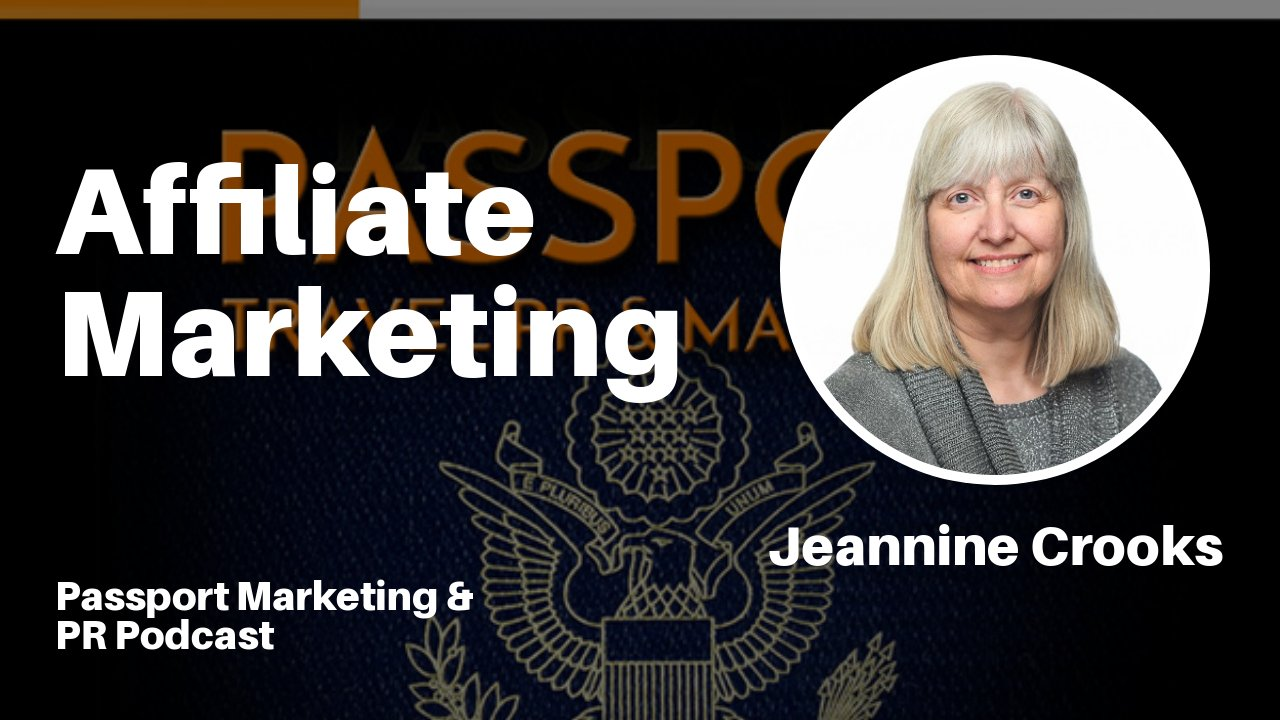 Affiliate Marketing with Jeannine Crooks from AWin.com (Podcast)